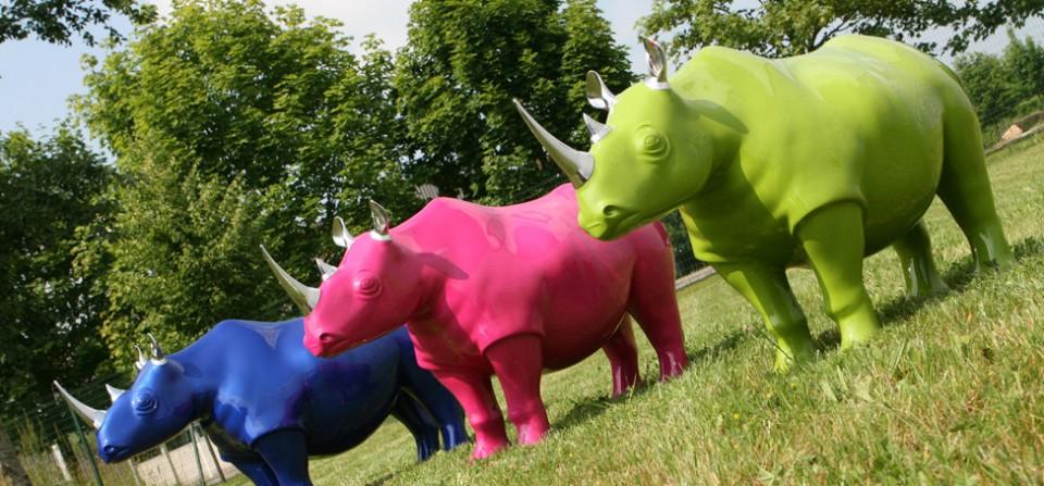 Collection «O My Rhino !»