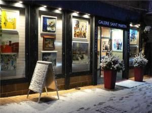 Bajack Galerie Saint-Martin Brive